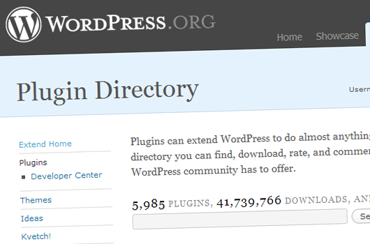 WordPress Plugin Directory.