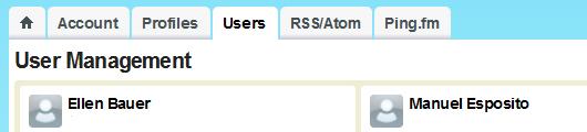 Mehrere User bei HootSuite