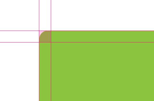 abgerundete Ecken mit CSS