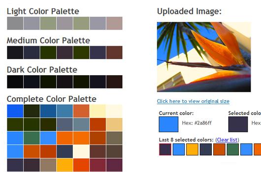 fundgrube jede menge farb tools f r webdesigner elmastudio. Black Bedroom Furniture Sets. Home Design Ideas