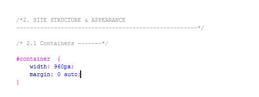 CSS Code optimieren