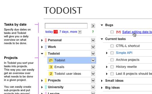 praktische to-do Listen Tools für Webworker