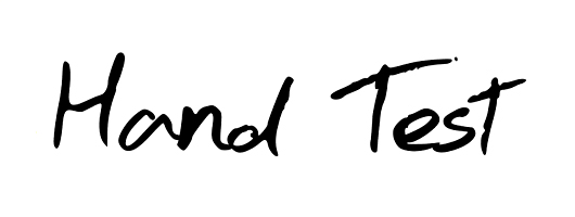 Free-Fonts im Handmade-Style