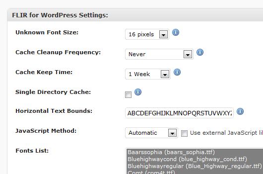 WordPress-Plugins für Typografie-Liebhaber