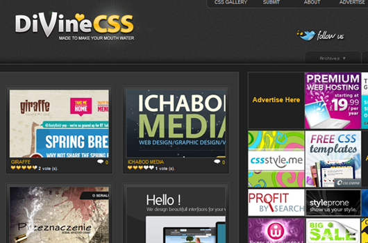 Webdesign Trends und Inspirationen