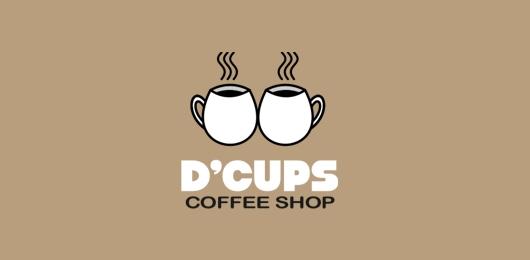 kreative Logos zum Thema Kaffee