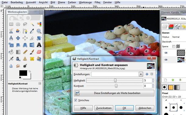 kostenlose Programme fuer Grafik und Bildbearbeitung