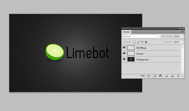 Limebot Logo Tutorial