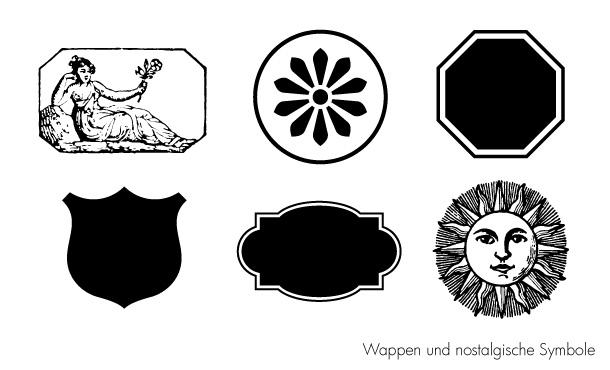symbole seefahrt