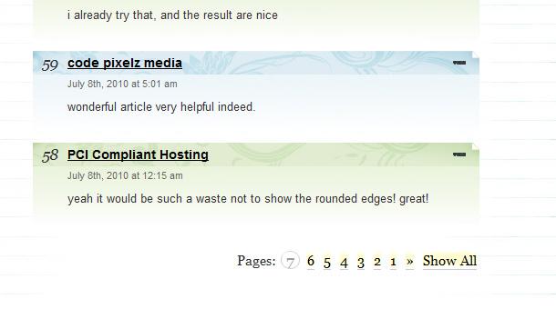 WordPress Kommentare optimieren