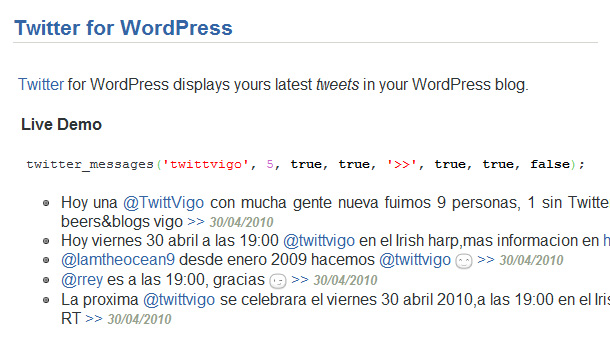 Social Media WordPress-Plugins