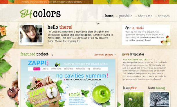 Girls in Webdesign