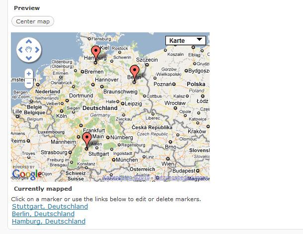 Google Maps auf Webseite einbinden