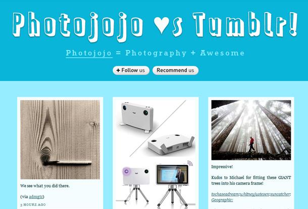 Tumblr Blog Anleitung