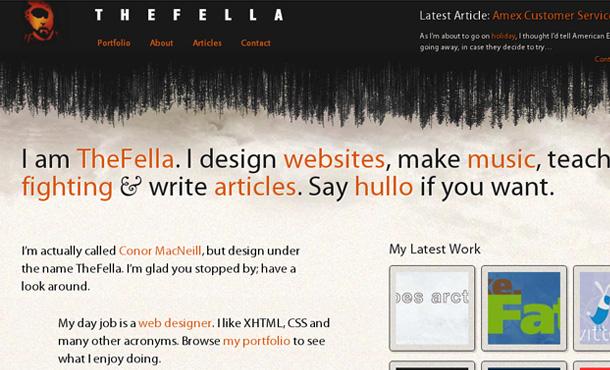 CSS3 Webdesign Trends