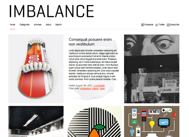 WordPress Free Themes