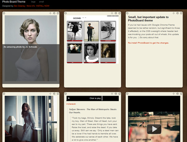 Tumblr Themes Fotografie