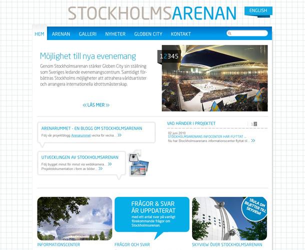 Webdesign Inspiration WordPress als CMS
