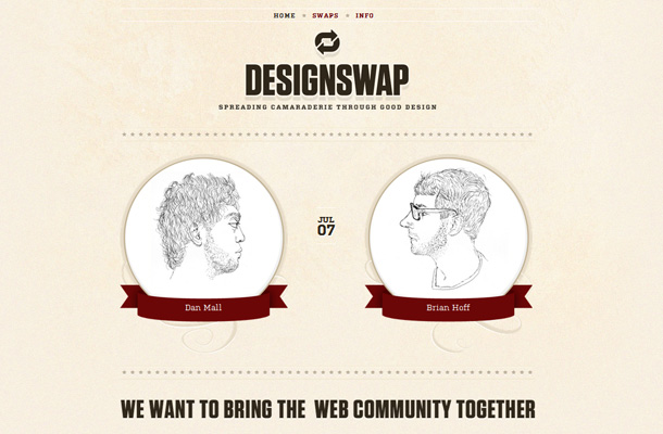 Webdesign Trends Kreise