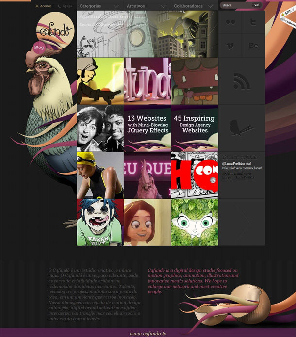Illustrationen im Webdesign
