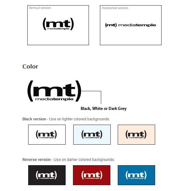 flexible Logos gestalten