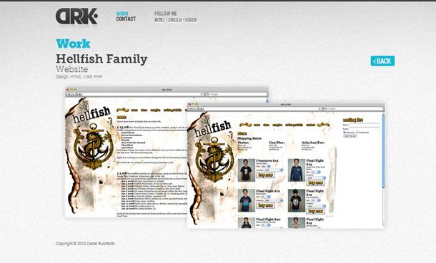 Webdesign Inspiration Portfolios