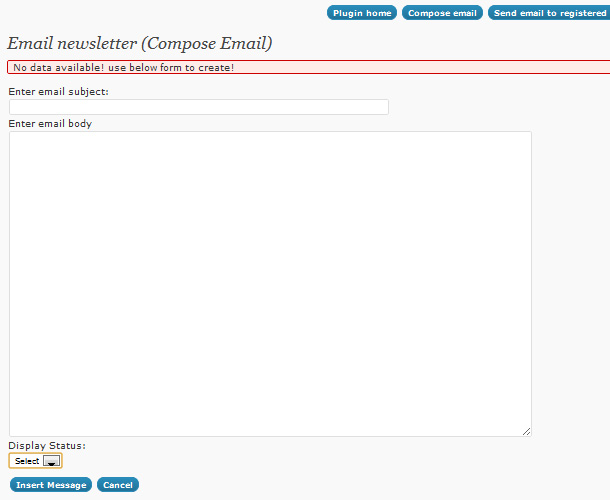Footer Gestaltung in WordPress