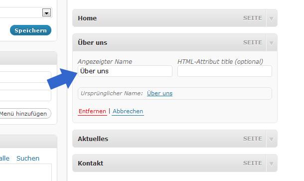 WordPress fuer Kunden Webseiten