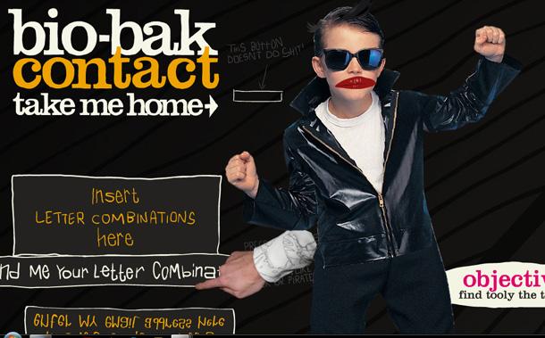 Bio Bak Webdesign Inspiration