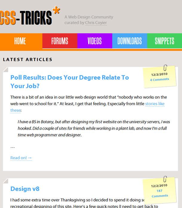 Webseiten mit CSS3 Media Queries