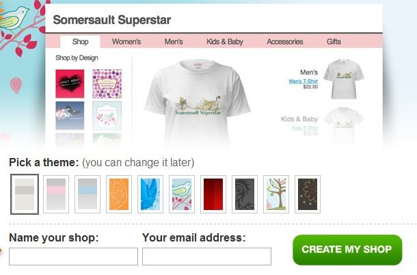 kreative Arbeiten online verkaufen