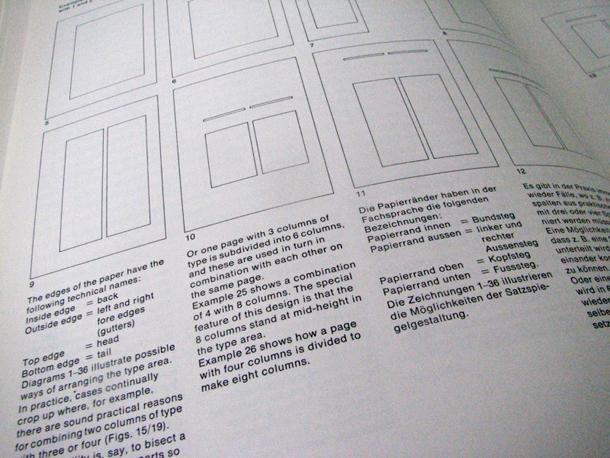 Rastersysteme im Webdesign