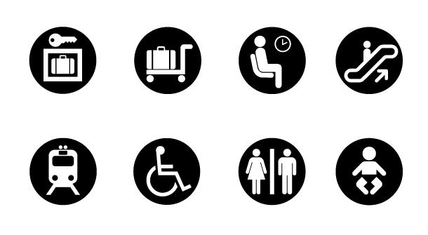 Icons und Piktogramme