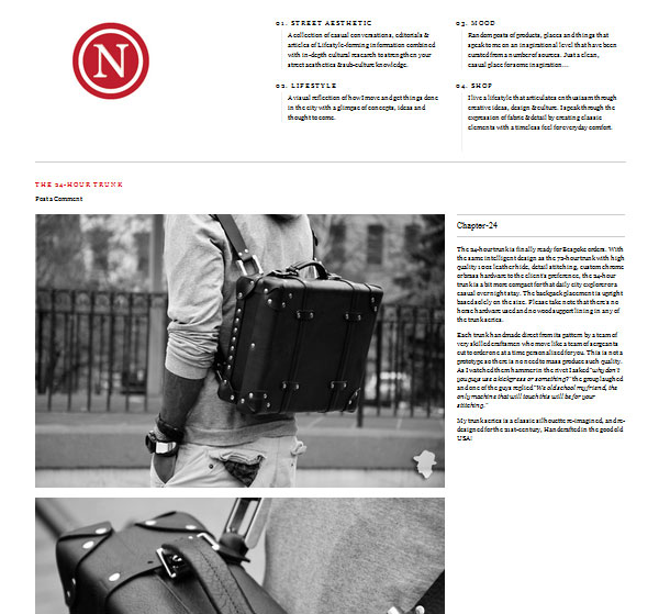 Webdesign Trends Fotografie