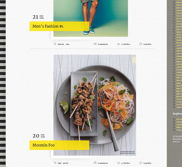 Webdesign Trends Fotografie