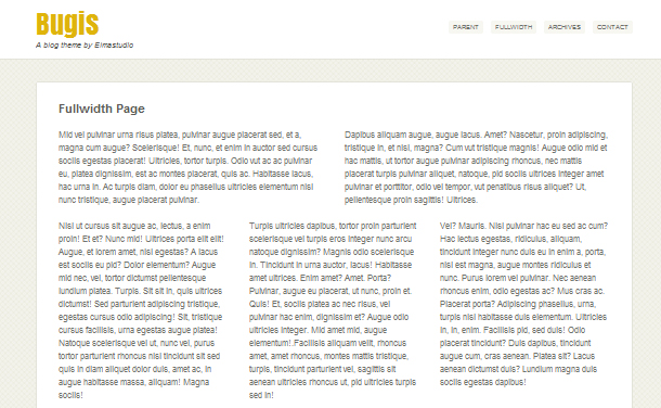 Tipps responsive Webdesign in WordPress
