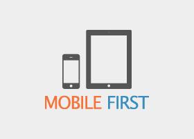 Einleitung mobile First Webdesign