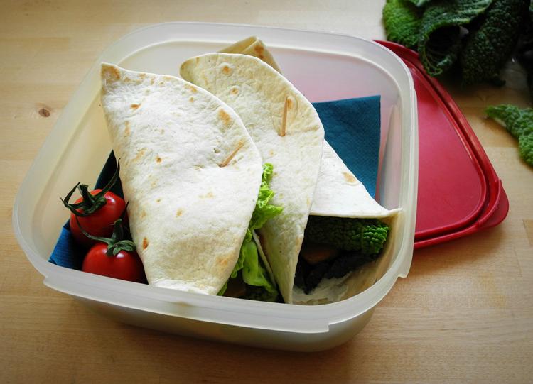 gesundes Lunch Webworker