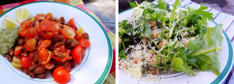 Webworker Lunch Tipps: Salate zum Mitnehmen