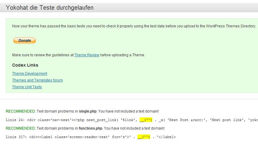 Plugins zur WordPress Theme Entwicklung