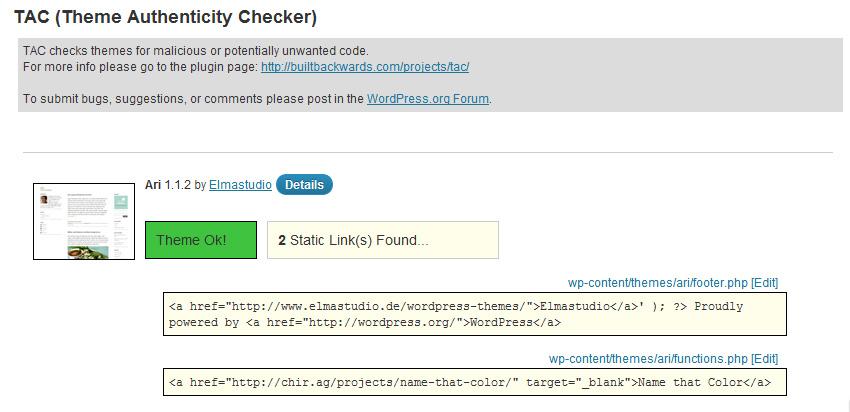 Plugins für die WordPress Theme Entwicklung