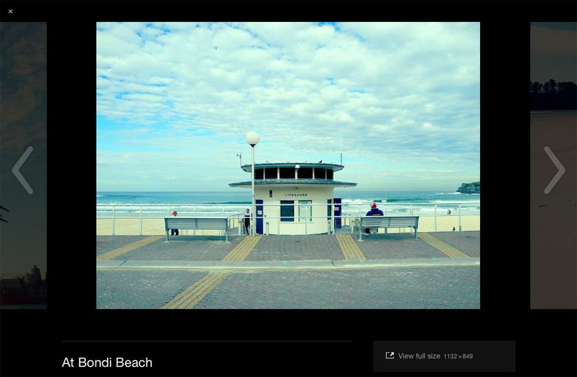 Jetpack Carousel Slideshow für WordPress