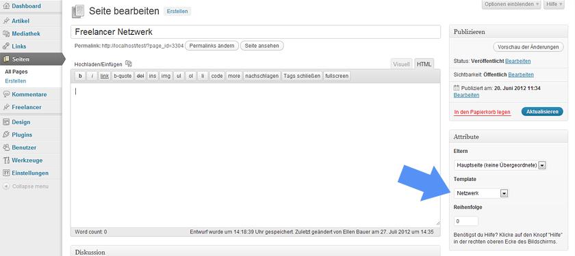WordPress Custom Post Types im Einsatz