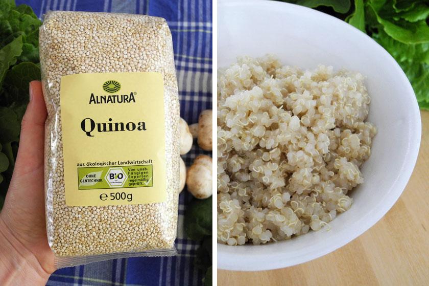 das gesunde Inka-Korn Quinoa