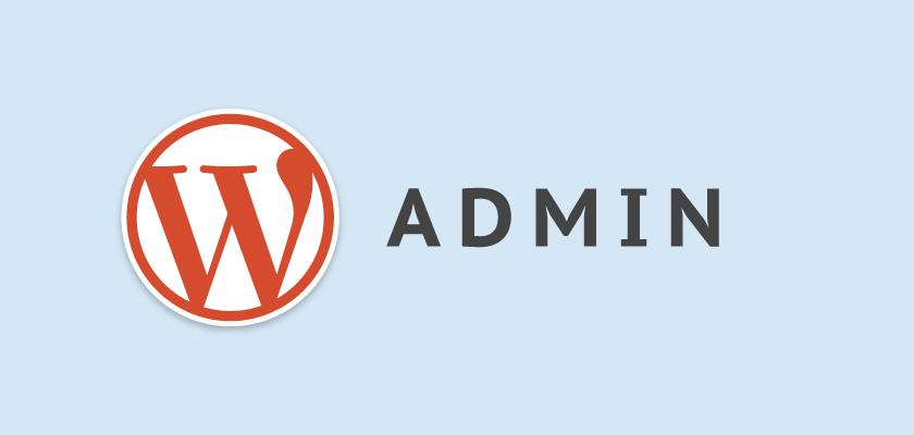WordPress Adminbereich Tipps
