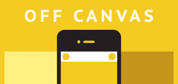 Off Canvas Layouts in responsive Webdesigns