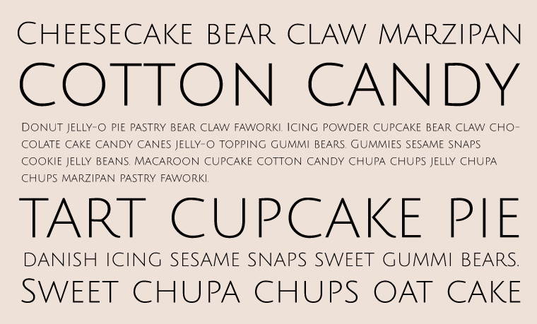 Top 10 Google Webfonts 05