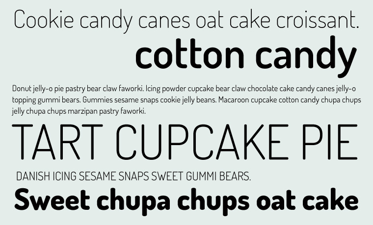 Top 10 Google Webfonts 08