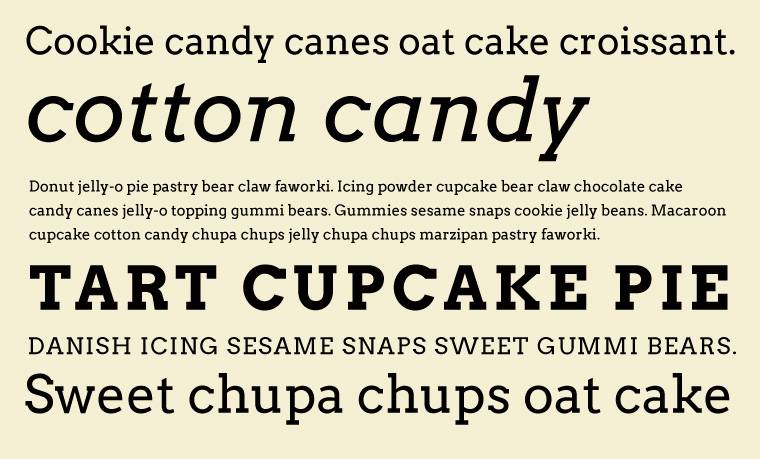 Top 10 Google Webfonts 10