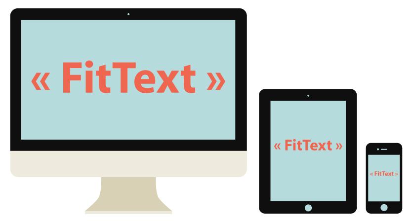 FitText nutzen